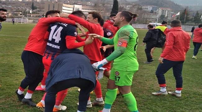 Maç Bitti... Çorum FK:1 - Zonguldakspor:0