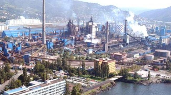 Erdemir'de Fırın Çöktü