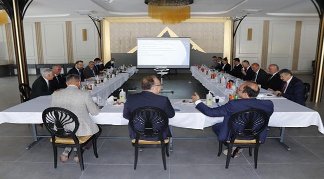 BAKKA Yönetim Kurulu Toplantısı