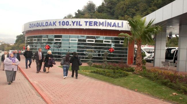 Otobüs Terminali Taşınıyor
