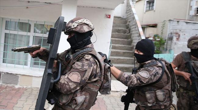 Zonguldak'ta Şafak Operasyonu