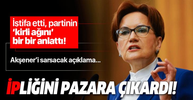 İYİ Parti'nin 'kirli ağını'