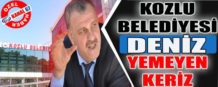 Kozlu Belediyesi DENİZ Yemeyen Keriz